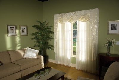 Custom Drapes for the Living Room