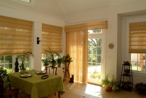 Woven Naturals Window Coverings